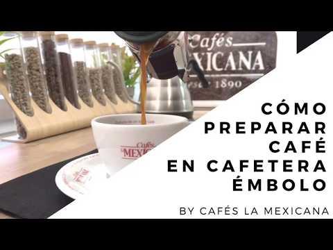 C Mo Preparar Caf En Cafetera De MBOLO