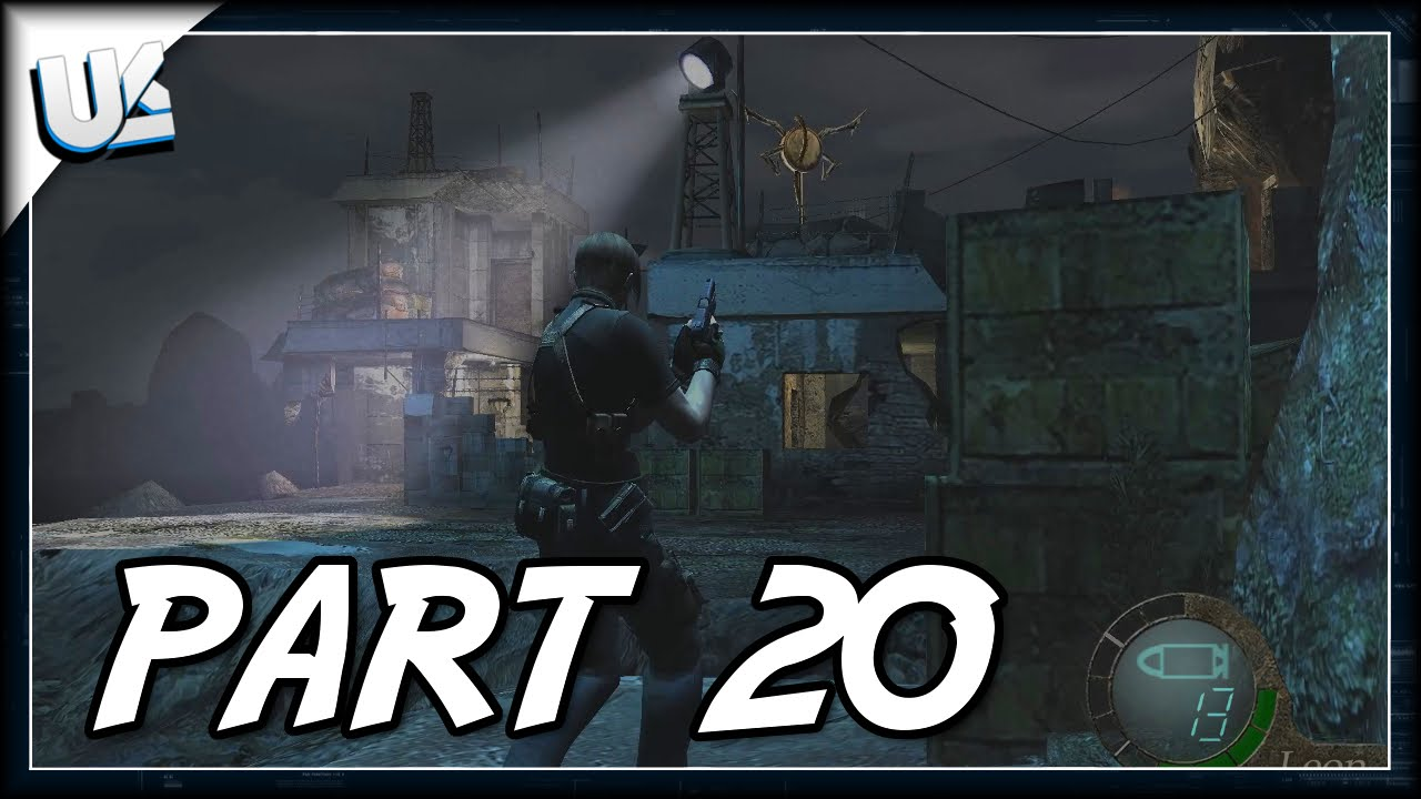 Resident Evil 4 Remastered Gameplay Walkthrough Part 20 Ps4