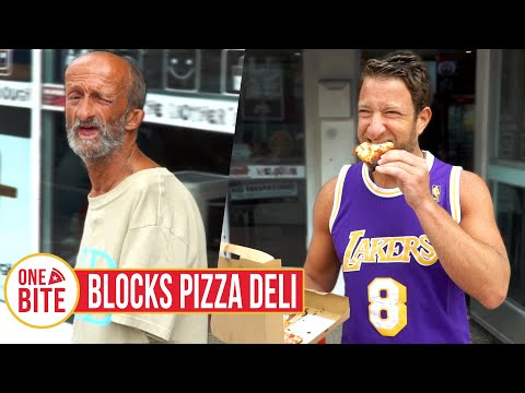 Barstool Pizza Review - Blocks Pizza Deli (Miami)