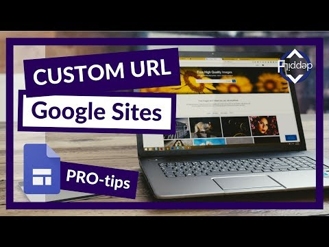 How to map your Google Sites to a custom Domain URL