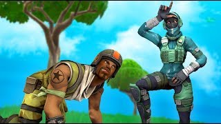 Never Give up on your Team (Filipino) - Fortnite Season 9