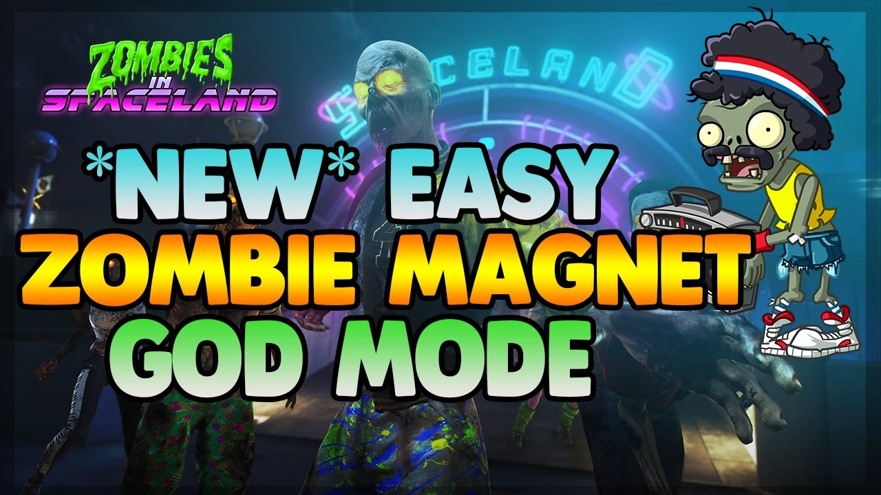 how to change the music on zombies spaceland