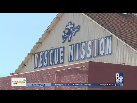 Las Vegas Rescue Mission getting a facelift