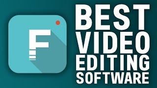 Best Video Editing Software For Beginners   Wondershare Filmora Tutorial
