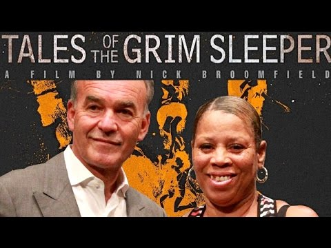TALES OF THE GRIM SLEEPER - Nick Broomfield on Talk Show with Harper Simon