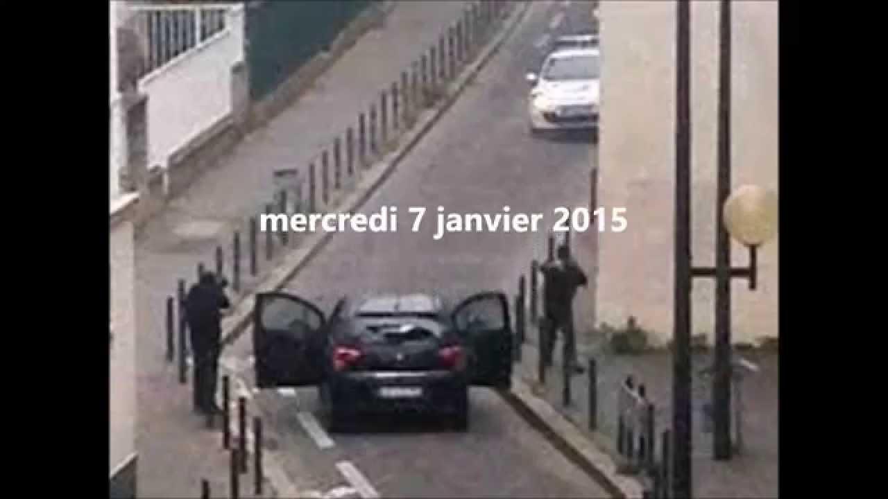 De L Attaque De Charlie Hebdo 224 La Mort Des Fr 232 Res Kouachi