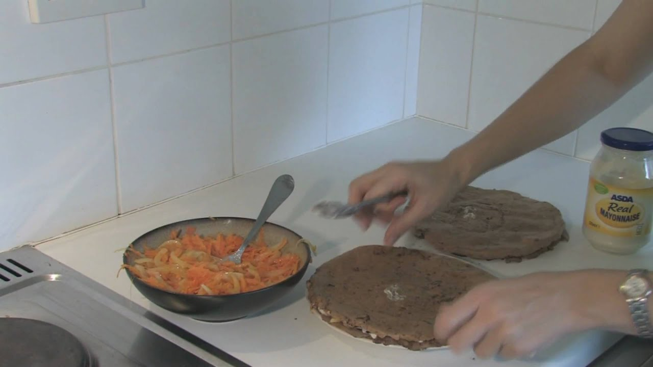как сделать печеночный торт