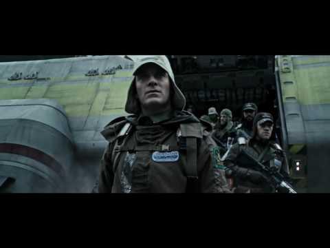 Nový Vetřelec - oficiální trailer k filmu: Alien Covenant. Novinka 2017