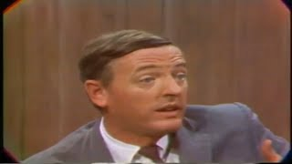 Best bits of William Buckley debating Vietnam in 1967