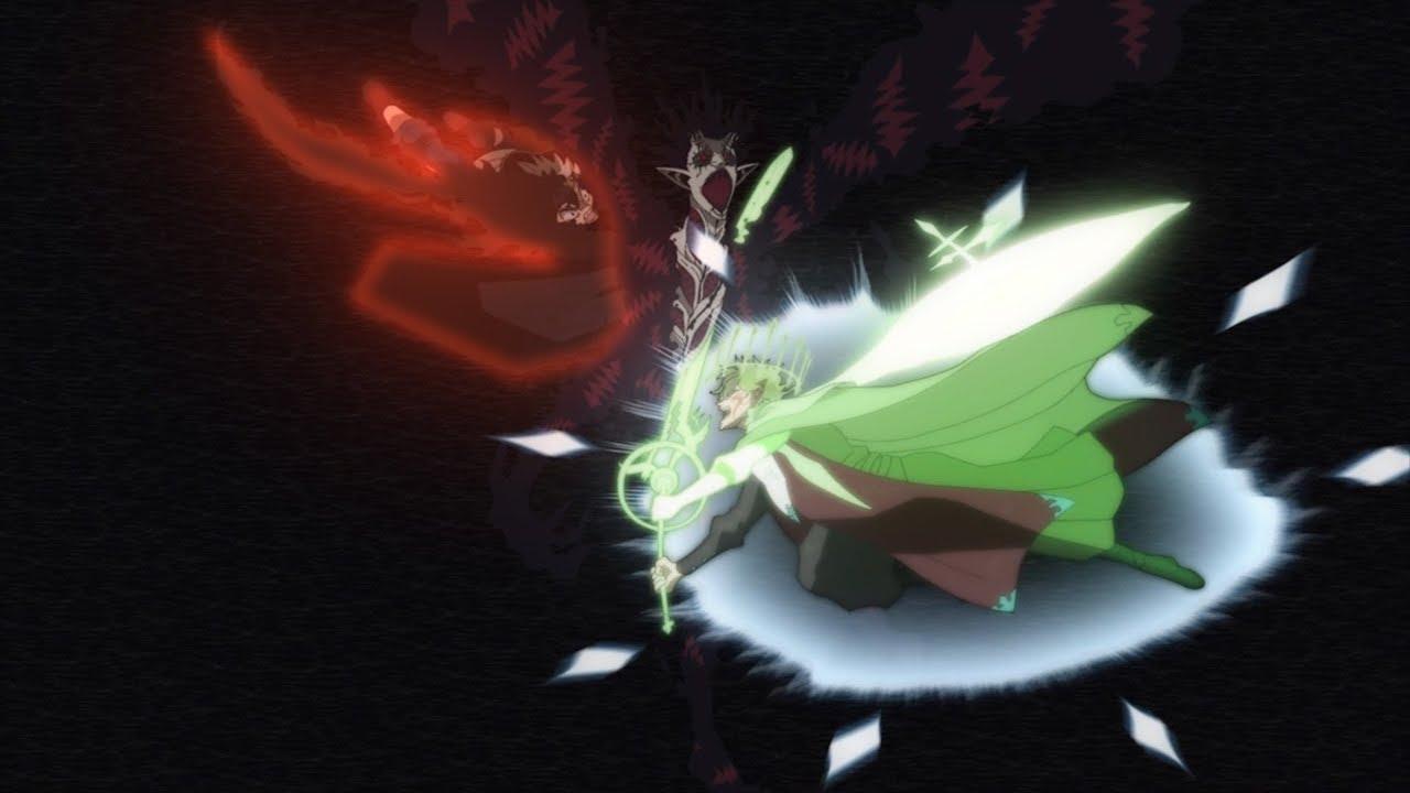 Asta And Yuno Vs Demon Final Fight Yami Help To Defeat Demon With Ki Dimension Slash Youtube