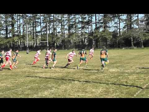 Mid Canterbury U18 Vs WestCoast 22/8/15