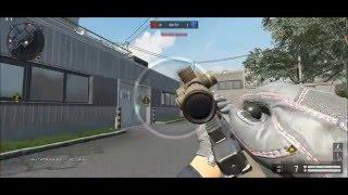 Редкие Прострелы На Д17 ( Warface )