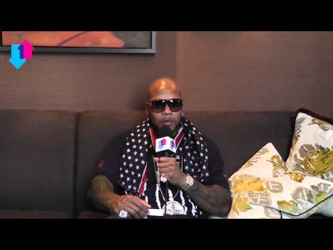 Flo Rida: meet the UK's biggest selling singles artist of 2012 so far