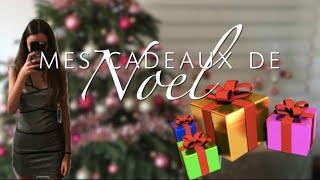 MES CADEAUX DE NOEL 2018