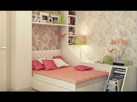 30 ideas para rec maras peque as 30 ideas for small - Ideas para decorar casas pequenas ...
