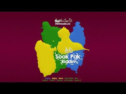 Sook Pak Riddim Mix 🔊2018 Bouyon🔊 Keks Mafia,Benz,Freezy,Edday,Colton T,Trilla-G,Starsha & More