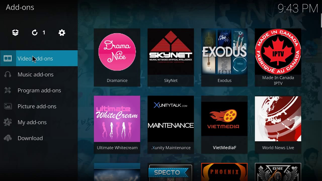kodi 17.1 apk deutsch