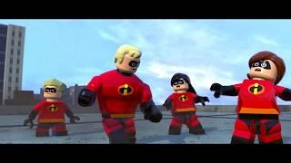 LEGO INIEMAMOCNI GRA (12) ZAKOŃCZENIA TRAGEDIA W MIEŚCIE
