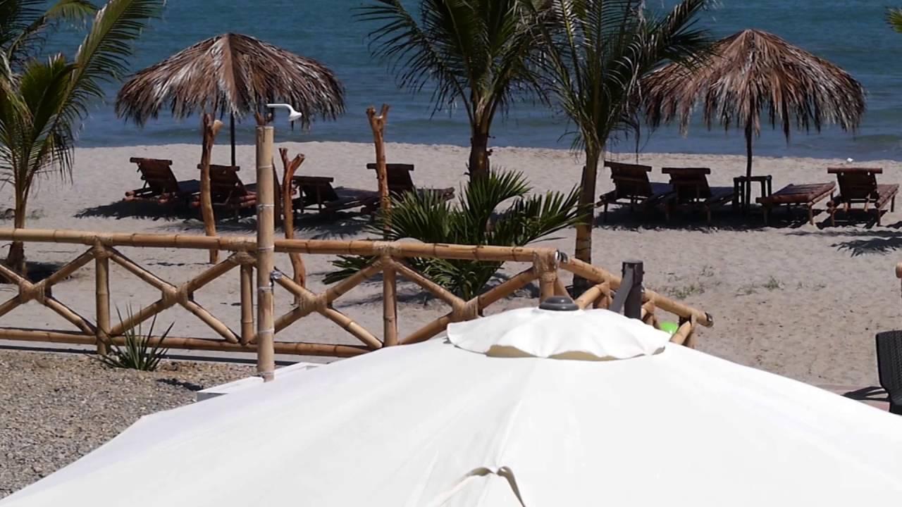 Beach Resort Bungalows Peru Zorritos New Modern Amenities To Soak Up Sun And Sand