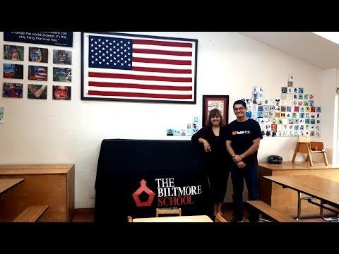 The Biltmore School - Visitamos Uma Escola Americana