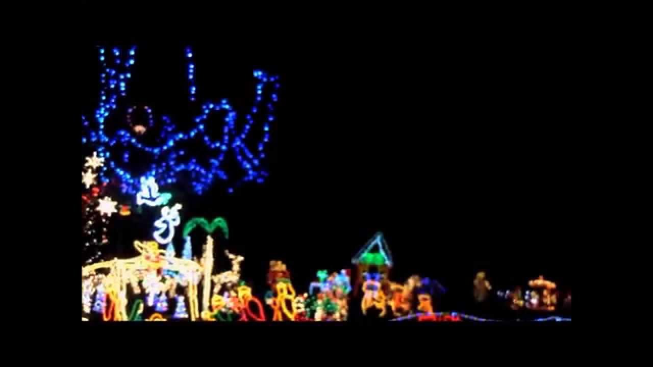 Wethersfield Ct Holiday Light Display