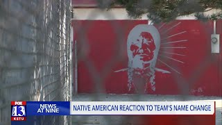 Local Native Americans react to Washington Redskins' name change