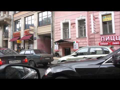 КЛФК в Питере 2013. Хроники автопробега.