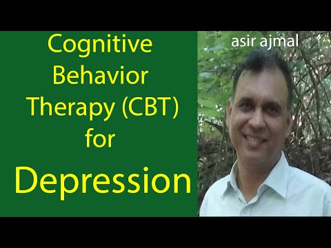 Manage Your Depression with Cognitive Behavior Therapy CBT in Urdu/Hindi