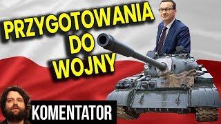 PIS Robi Przygotowania Do Wojny - Jak to POWINNO WYGLĄDAĆ - Analiza Komentator Żołnierze Wojsko USA