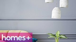 Diy Project: Concrete Pendant - Homes+