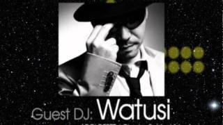 Vision -Moon Shining- [GUEST DJ] WATUSI(COLD FEET/Classics Set for ...