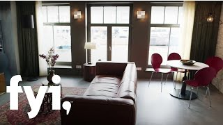 Tiny House World: 540 Sq. Ft. In Amsterdam | Fyi