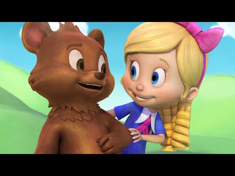 Disney Goldie and Bear - Fairy Tale Forest Adventures Video Game