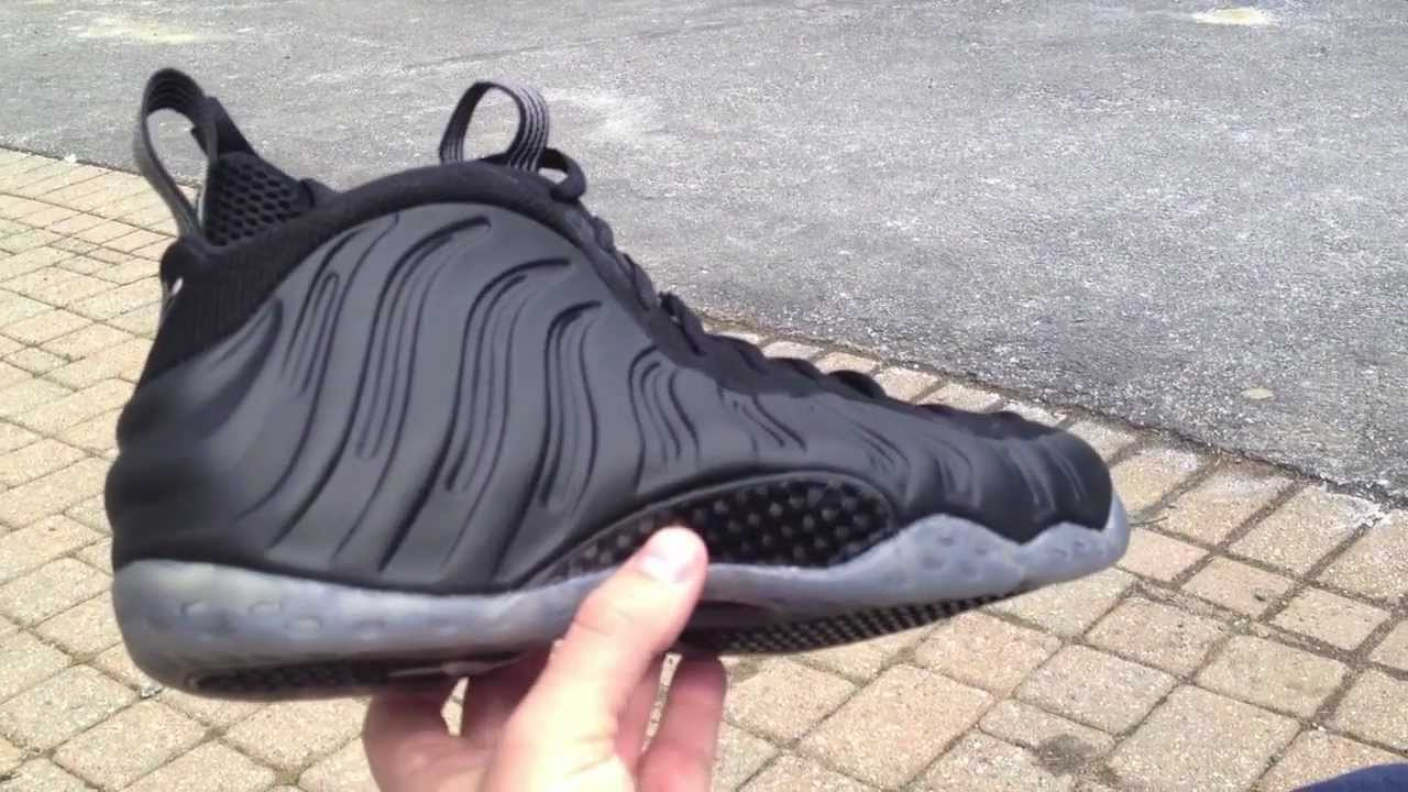 Nike Air Foamposite One WuTang Men s Shoes Optic ...