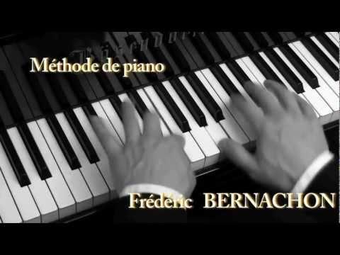 cours de piano en ligne, leçon 1