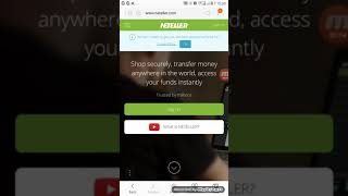 How to create neteller account Tamil