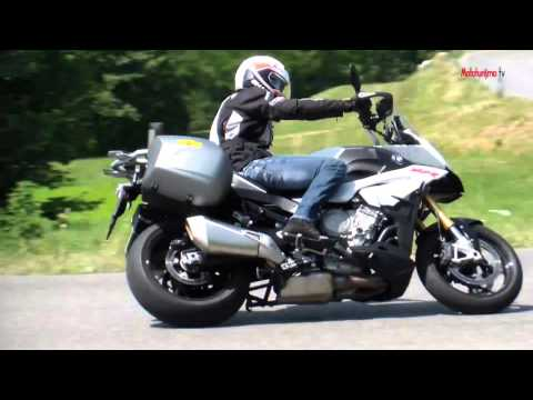 MOTOTURISMO  In prova  BMW S 1000 XR 2015