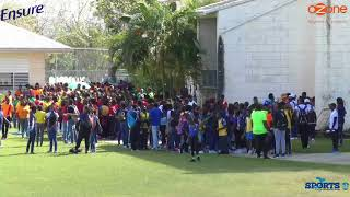 Combermere Inter-House Sports 2018 PART 1