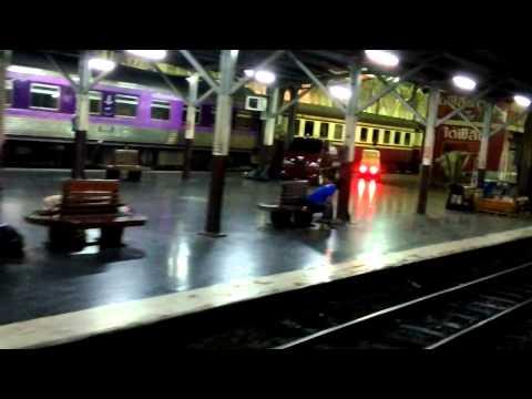 Bangkok to Poipet, Cambodia Train Ride only $1.50 !!!