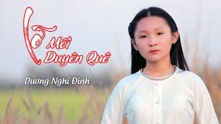 Lỡ Mối Duyên Quê - Dương Nghi Đình (MV Official)