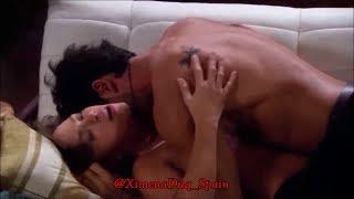 Ines y Santiago hacen el amor santa diabla (by @XimenaDuq_Spain)