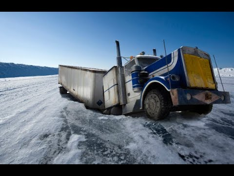 The Ice Road Truckers: Full Documentary  Classic Docs