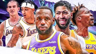 LA Lakers Top Plays of 2019-20 - They