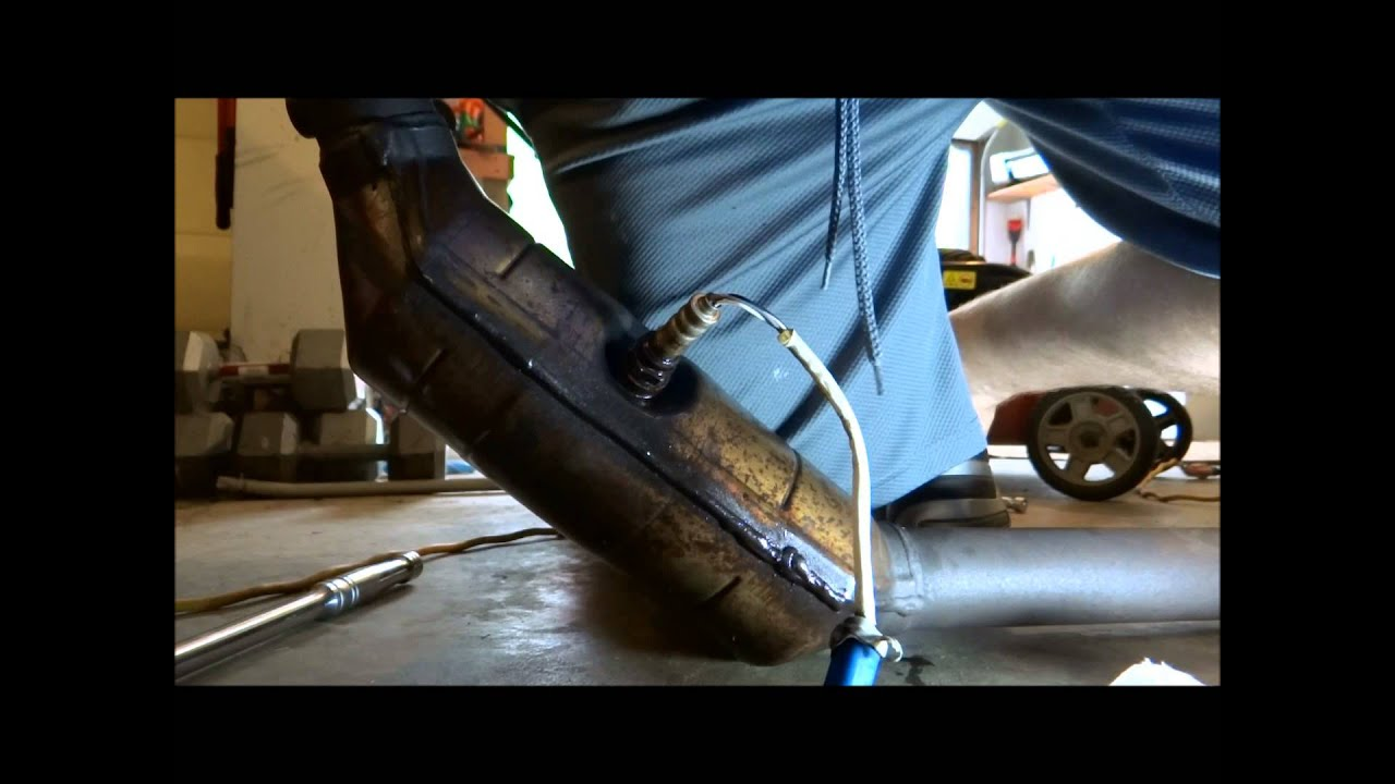 2005 Lincoln Ls V6 Catalytic Converter Removal And Install
