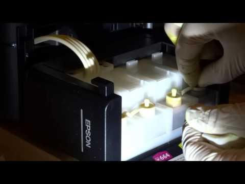 EPSON L130 - YouTube