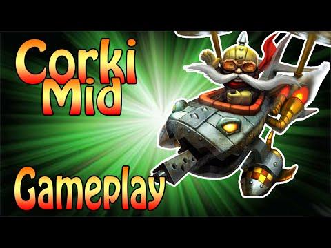 Community Game mit der MaikUnity Elite - Corki Gameplay