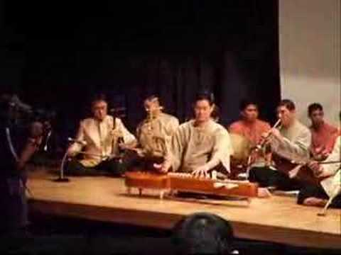 Thai Classical Music for the King of Thailand - YouTube