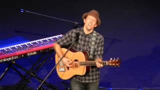 Love is still the answer (NEW SONG), Jason Mraz (live), Warsaw 2017