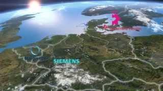 SIEMENS Butendiek Wind Farm 2014