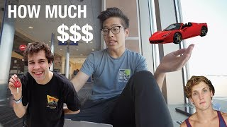 How Much MONEY Do YouTubers Make?